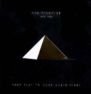 PYRAMIDS (THE) - THE PYRAMIDS 1973-1976 - UP9340